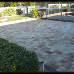 External Brick Paver Patio in North Port, FL