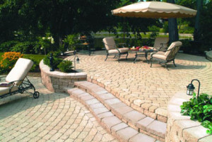 Patio Pavers add a beautiful look to your backyard!