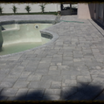 Pool Deck Patio in North Port, FL