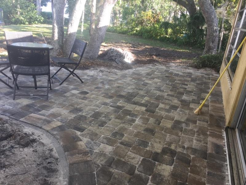 Work Samples Of Patio And Pool Deck Pavers And Driveway Pavers